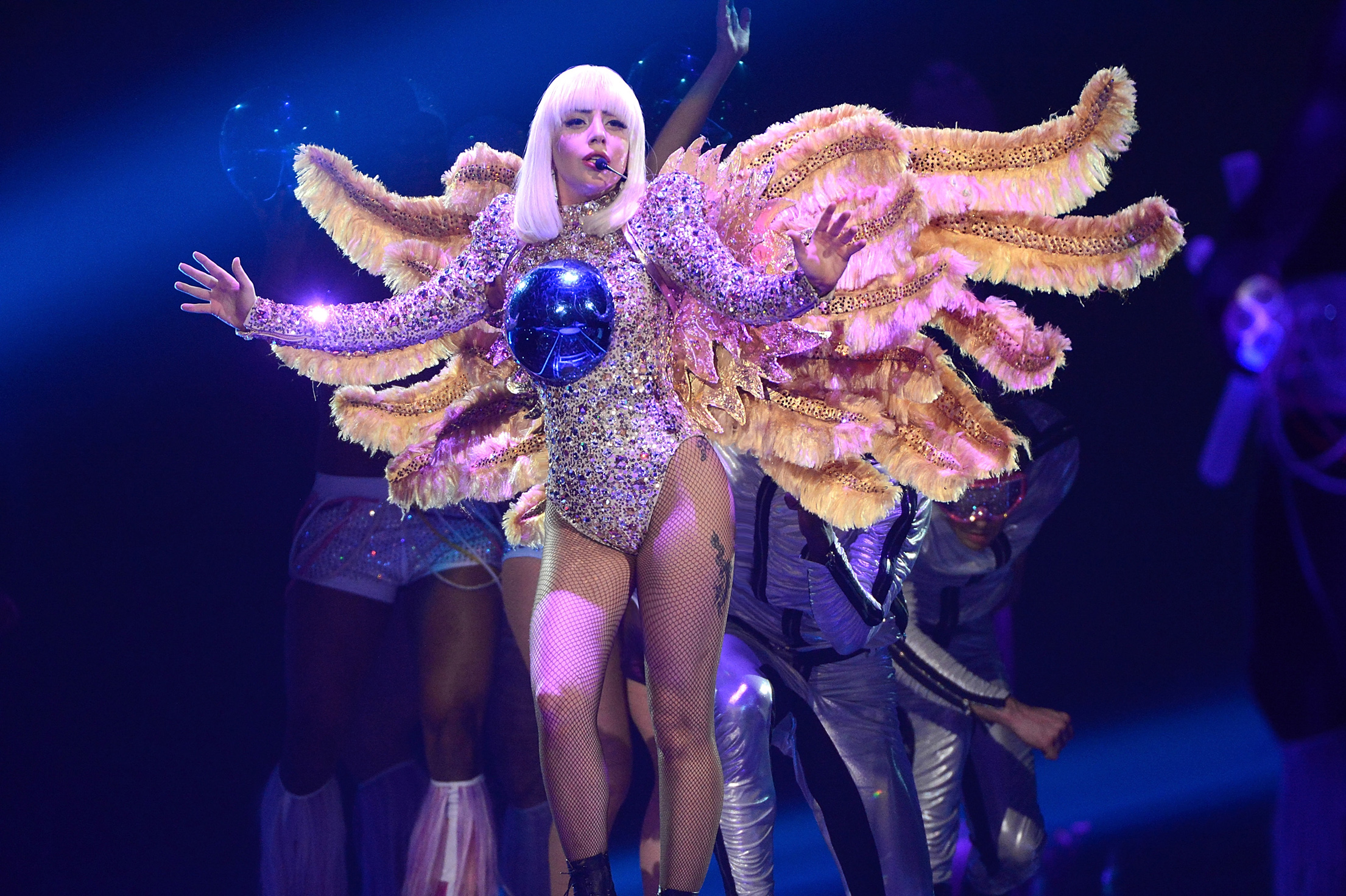 Lady Gaga Tour  Pittsburgh