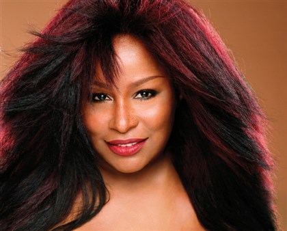 ChakaKhan050814ho Chaka Khan will be in concert June 14 for the 2014 Pittsburgh Pride in the Street event.