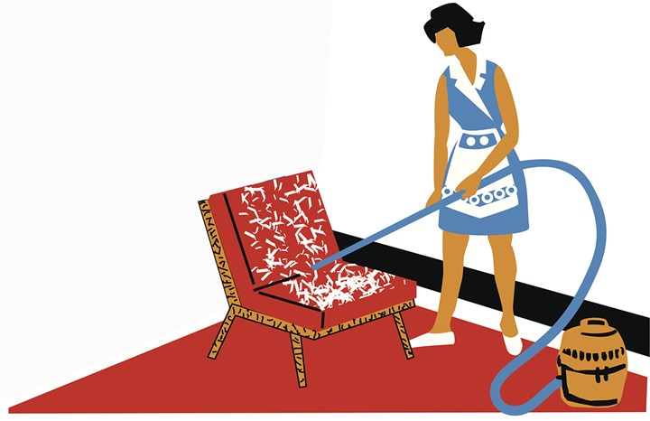 Why do women still do the housework