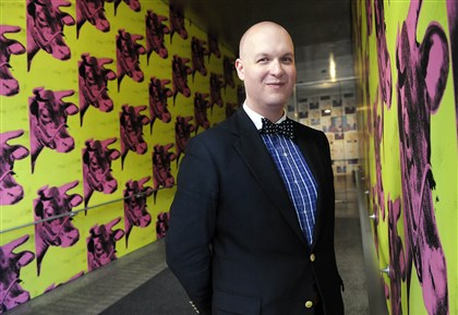 Eric Shiner at Warhol Eric Shiner, the current and fourth director of The Andy Warhol Museum since July 8, 2011.