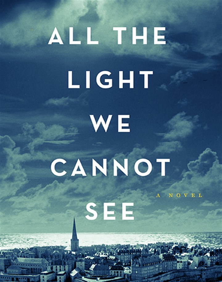 "Doerr1 ""All the Light We Cannot See"" by Anthony Doerr."