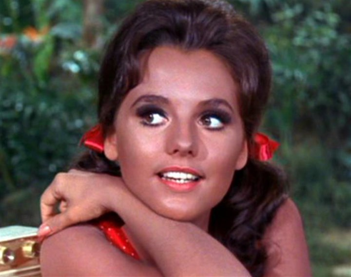 Here on Gilligan's Island ... Mary Ann Here on Gilligan's Island ... Mary Ann