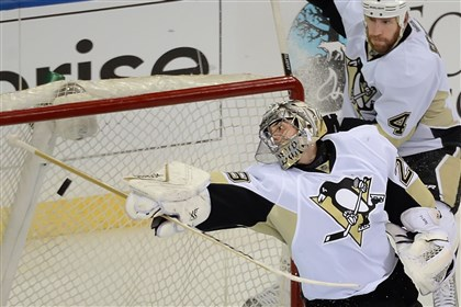Marc-Andre Fleury. Marc-Andre Fleury.