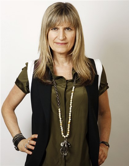 "20140514Hardwicke ""Twilight"" director Catherine Hardwicke is in town for for the Women in Film and Television International Summit."