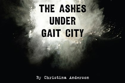 "Playbill / ""The Ashes Under Gait City"" Playbill / ""The Ashes Under Gait City"""