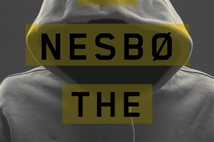 jo nesbo the son book cover