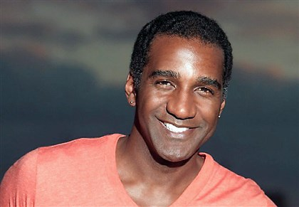 2014NormLewisCabaret0514 Broadway star Norm Lewis will take the stage in the 2014-15 Trust Cabaret Series in March 2015.