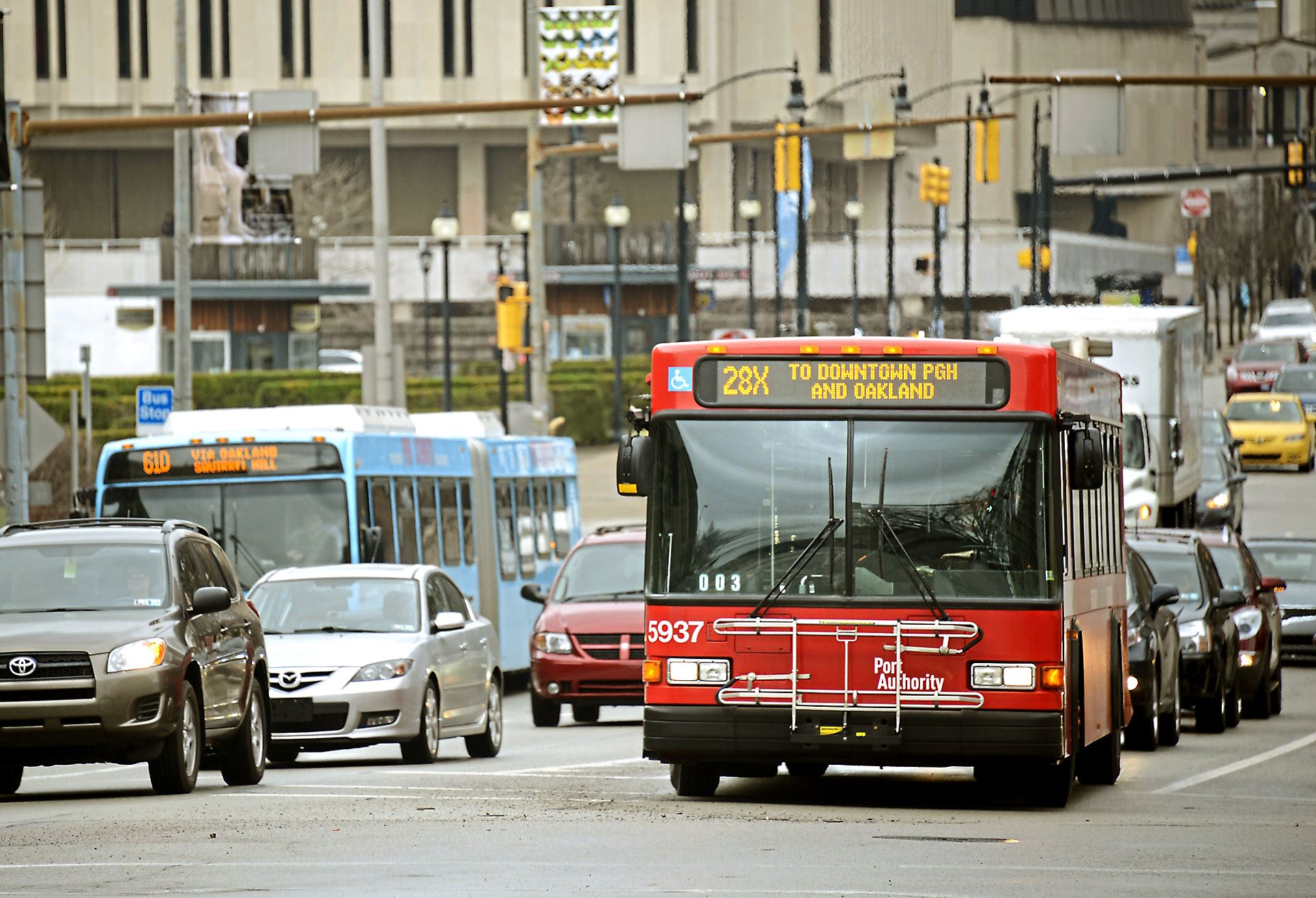 Port authority continues to hear pleas for expanded bus service pittsburgh post gazette - Port authority pittsburgh ...