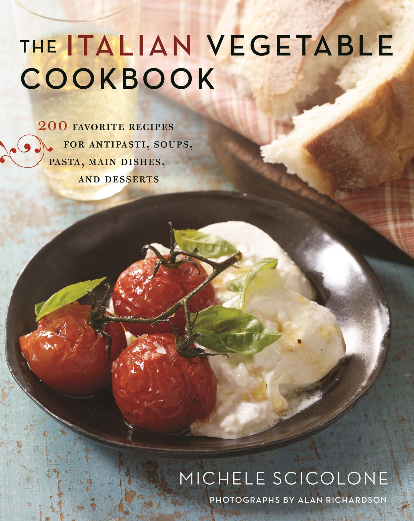 "Italian Vegetable Cookbook ""The Italian Vegetable Cookbook."""