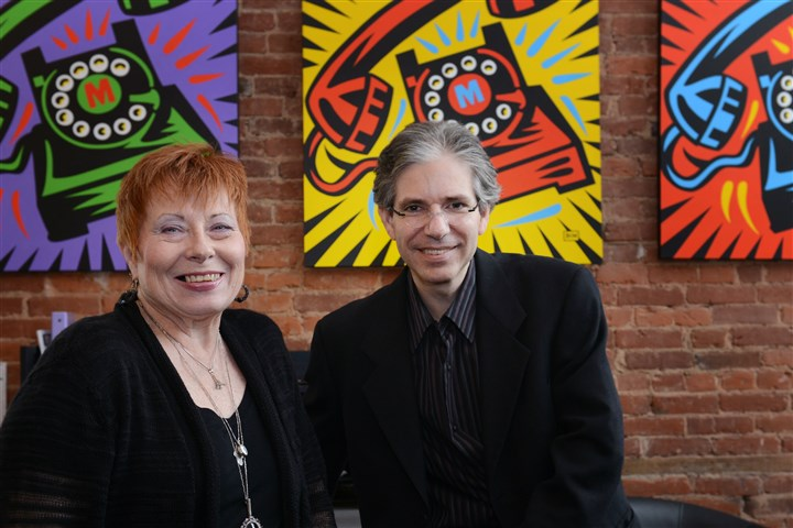 "Linda Hoye and Saul Markowitz Linda Hoye, 66, has been working for Saul Markowitz, 51, at Markowitz Communications in Lawrenceville for about six weeks. ""Don't be afraid to find the best talent … age isn't that important. It's about, can you do the work?"" Mr. Markowitz says of hiring older adults."