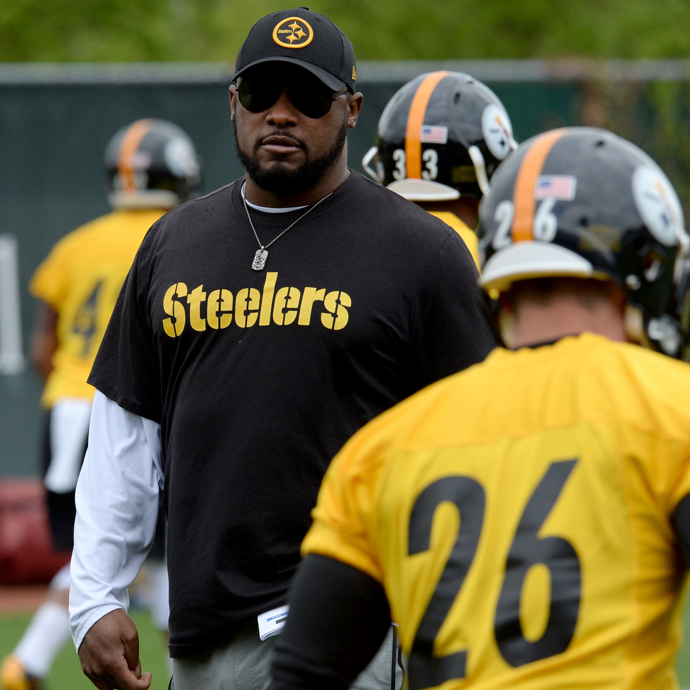 With mike munchak at the helm steelers excited about line