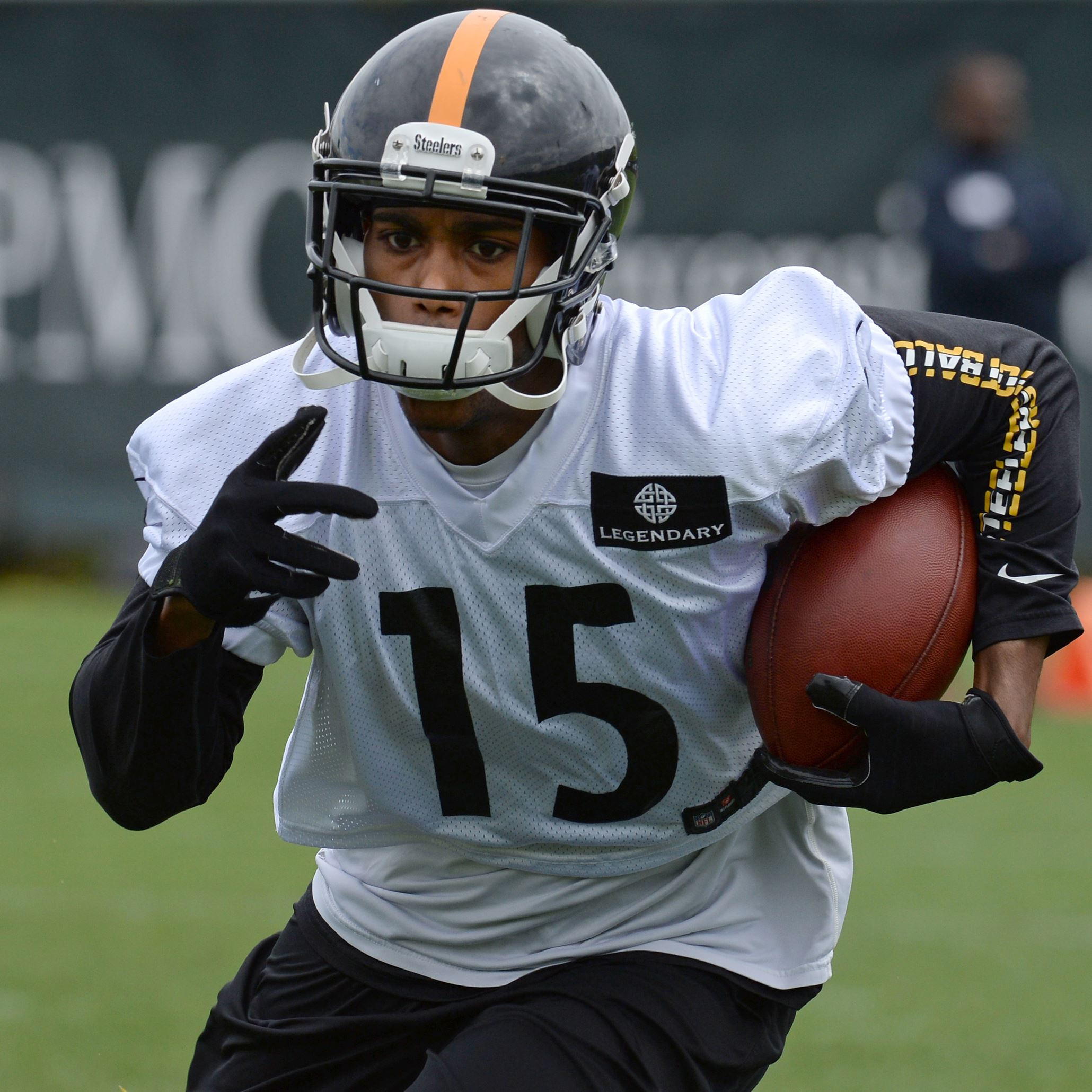 Tall, Young Wide Receivers Catching On With Steelers