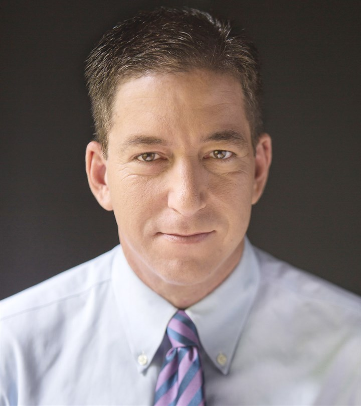 "Greenwald1 Glenn Greenwald: ""Mass surveillance is a universal temptation for any unscrupulous power."""