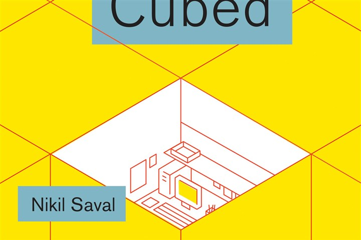 "20140525workzone_book ""Cubed: A Secret History of the Workplace,"" by Nikil Saval"