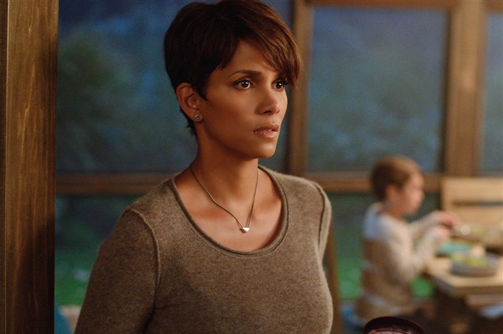 "20140520hotvExtantmag Academy Award winner Halle Berry stars in CBS's ""Extant"" as a female astronaut who returns to Earth after a year in outer space — and she's pregnant. Her experiences will ultimately change the course of human history. It premieres 9 p.m. July 9."