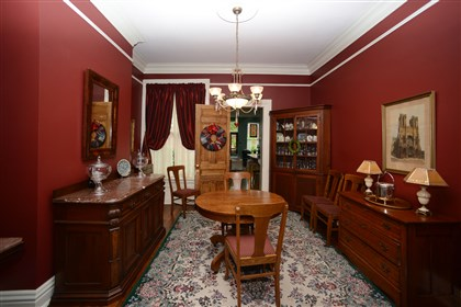 942 West North Avenue - The dining room. 942 West North Avenue - The dining room.