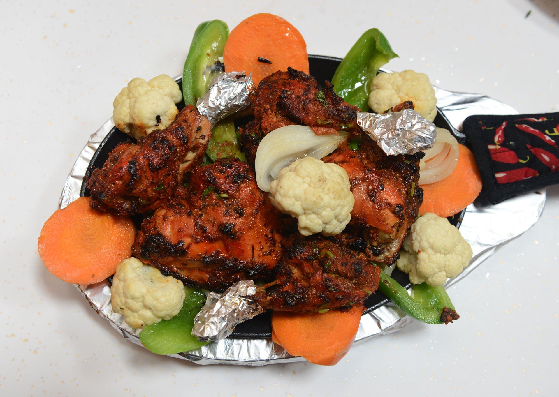 2014520RARmagindian4-3 Tandoori chicken.