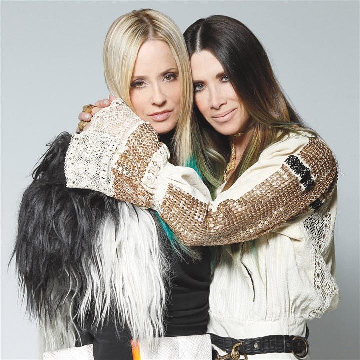 20140525STYLEBOOKSNAPSHOT_0.1.jpg Founders of Juicy Couture Pamela Skaist-Levy and Gela Nash-Taylor will be the subjects of a television show on the Freeform network.