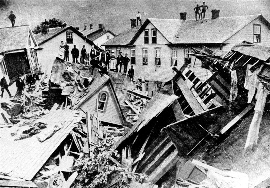 Image result for the johnstown flood