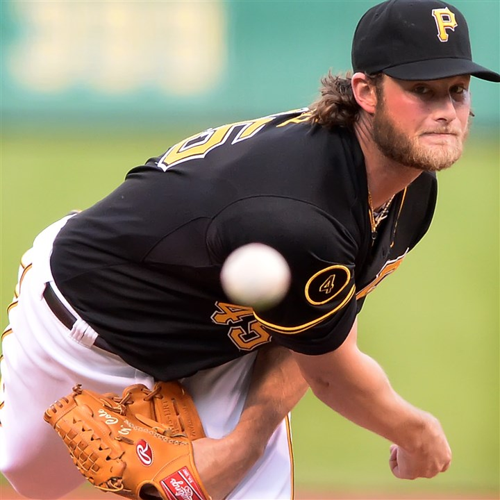 cole0608a Pirates pitcher Gerrit Cole could be headed for a stint on the disabled list.