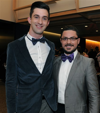 Forbes Hospice 35th Anniversary 3 Braden Barker and Jonathan Rondinelli. #SEENBowties