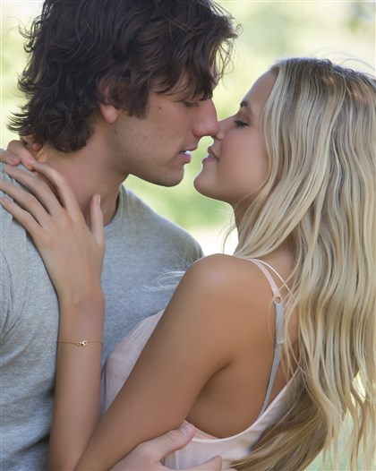 "20140527EndlessLove Alex Pettyfer as David and Gabriella Wilde as Jade in ""Endless Love."""