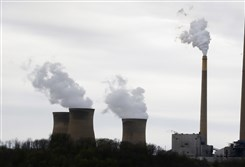 Air emissions from power plants and factories in Pennsylvania contribute to hazy conditions in several parks and wilderness areas in the East and New England, according to environmental officials.