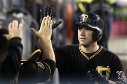 Could Clint Barmes be returning to the Pirates? It wouldn't be such a bad trade.