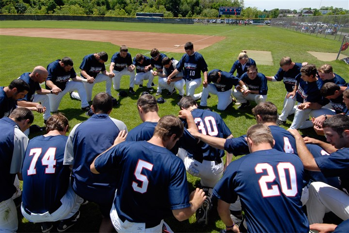 Duquesne played the final home baseball game It was a subdued day as Duquesne played the final home baseball game in program history in 2010.