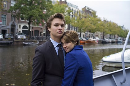 """The Fault in Our Stars,"" Uptown company Savage Visual Effects worked on ""The Fault in Our Stars,"" starring Ansel Elgort and Shailene Woodley."
