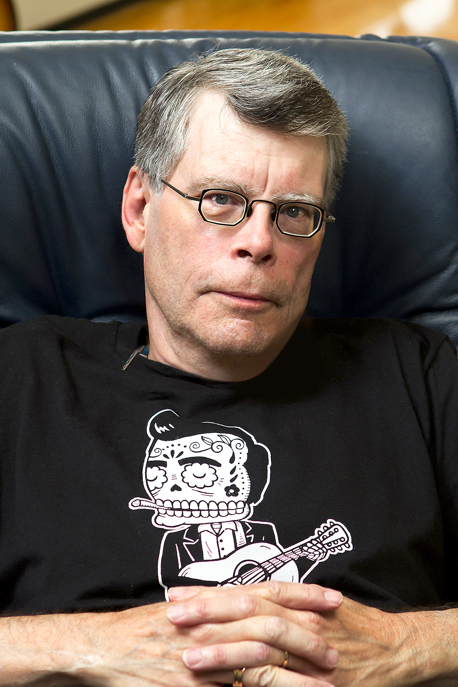 Stephen King has some car trouble in 'Mr. Mercedes ... Stephen King