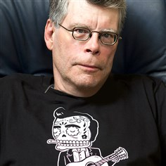 "Stephen King, author of ""Mr. Mercedes"" ""Mr. Mercedes"" is quite a departure from King's successful supernatural works ...."