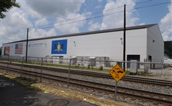 A 2014 photo of the U.S. Steel McKeesport Tubular Operations facility.