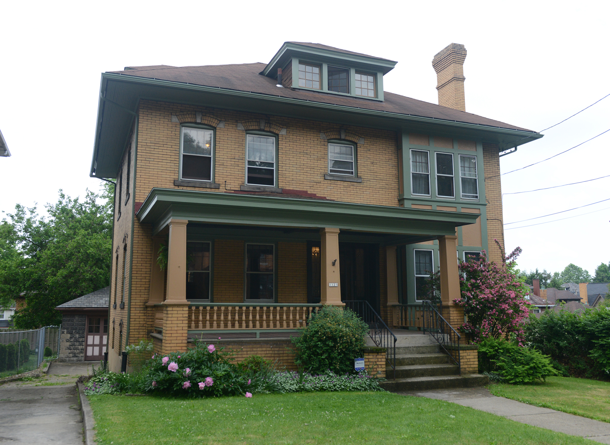 Brighton heights house miraculously intact after a century for Brighton house