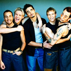 The Backstreet Boys The Backstreet Boys -- Howie Dorough, Nick Carter, Kevin Richardson, Brian Littrell and A.J. McLean -- will play First Niagara Pavilion at a concert at 7:30 p.m. Saturday with Avril Lavigne.