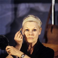 "Judy Dench in ""Amy's View."" Judy Dench in ""Amy's View."""
