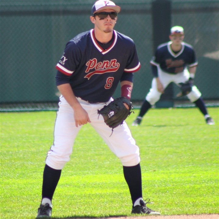 Mincher02.jpg Ryan Mincher, a Shaler Area graduate, was an All-Ivy League selection this season at shortstop for the Penn baseball team.