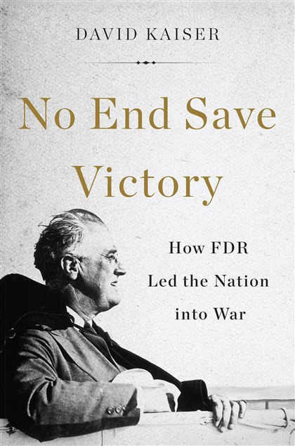 """No End Save Victory"" by David Kaiser ""No End Save Victory"" by David Kaiser"