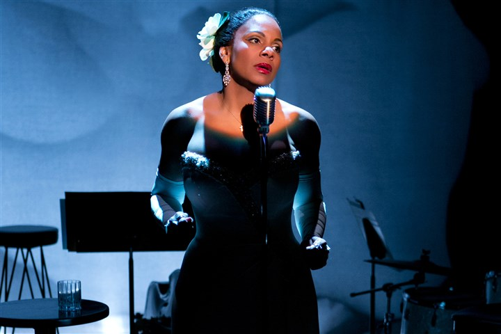 "Tony Awards.JPEG-0fd56 Audra McDonald won her sixth Tony at the 68th annual Tony Awards for portraying Billie Holiday in ""Lady Day at Emerson's Bar & Grill."""