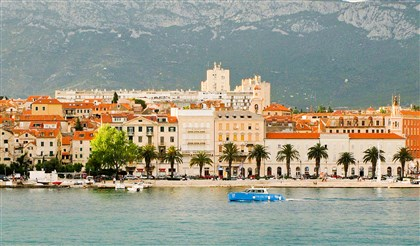 SPLIT, Croatia Croatia's second largest city, gateway to the Dalmatian islands, was the retirement home of Roman emperor Diocletian.