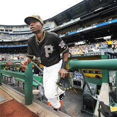 much-anticipated arrival of Gregory Polanco The much-anticipated arrival of Gregory Polanco didn't disappoint.