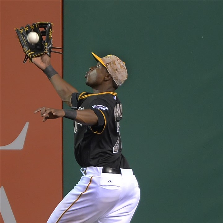 polanco0611a Gregory Polanco's dropped fly ball in right field Tuesday night should just be one early growing pain in a spectacular career.