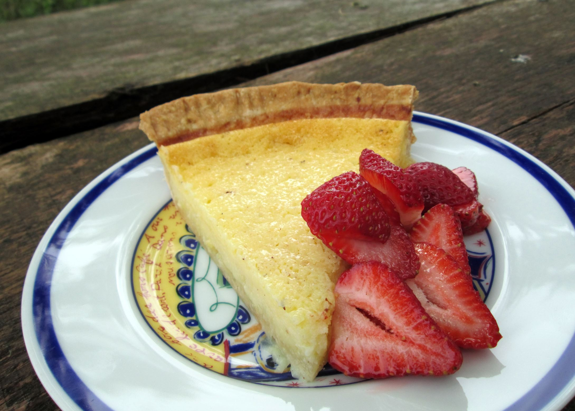 20140610hobuttermilkfood1491 Robert Stehling's Buttermilk Pie.