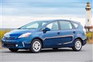 2014 Toyota's Prius V offers versatility in a hybrid.