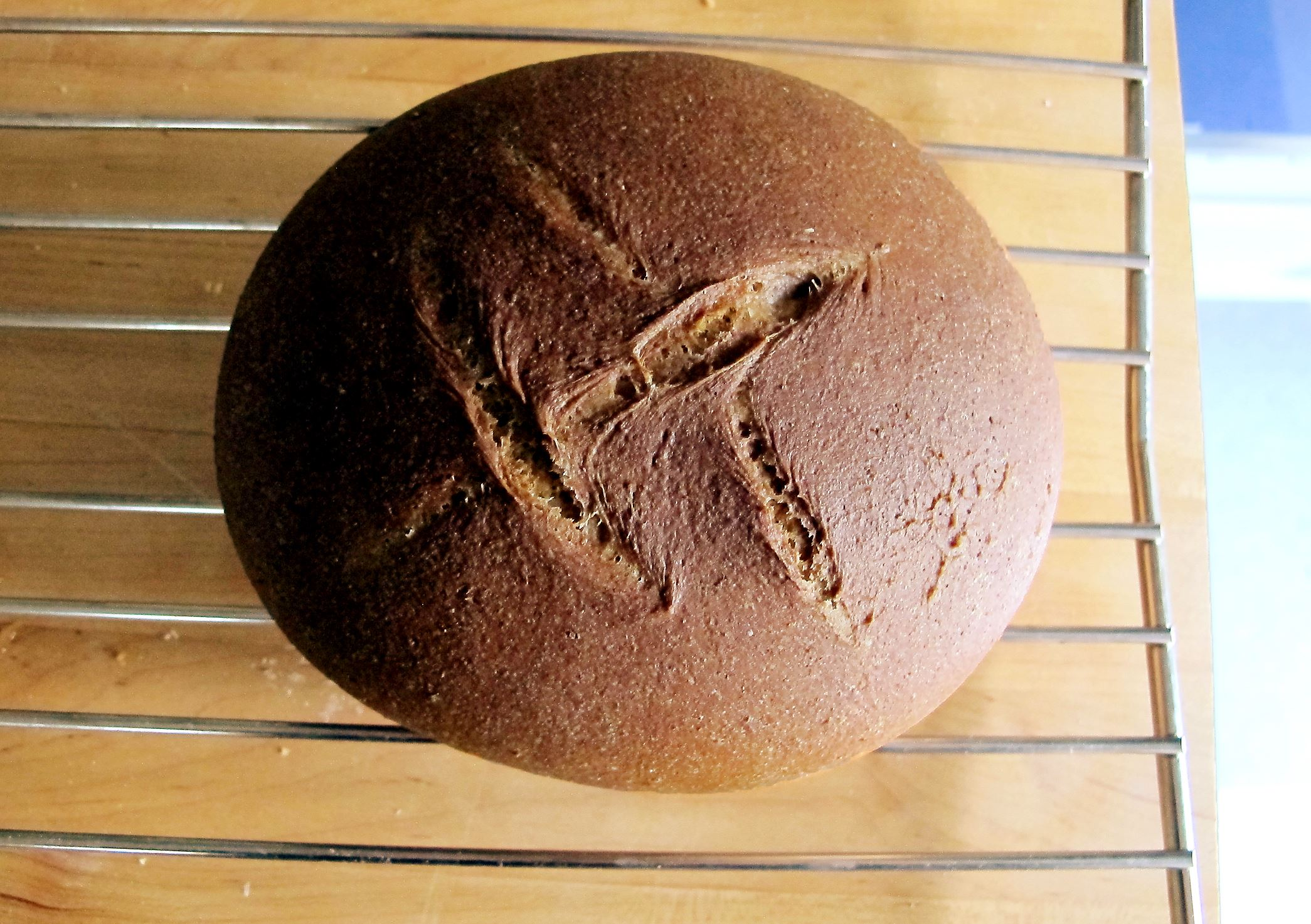 HoneySpeltBread-1 Honey-Spelt Bread.
