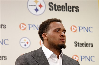 20140612_Pouncey002-1 Steelers center Maurkice Pouncey.