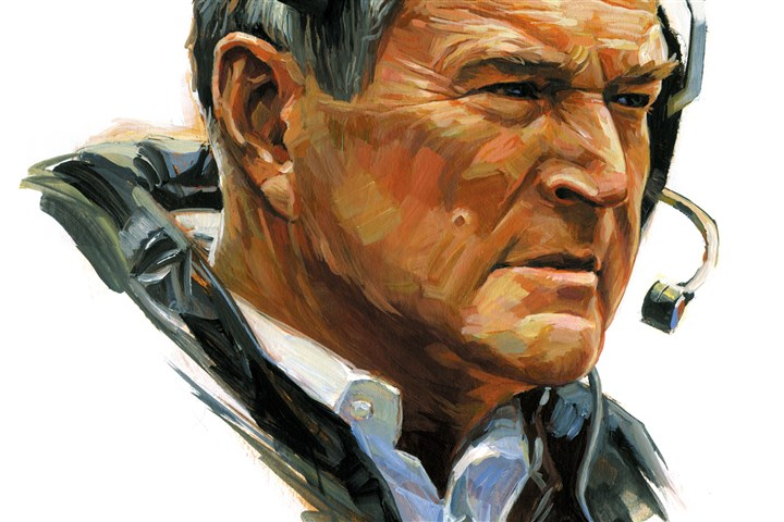Chuck Noll, Jan. 5, 1932 - June 13, 2014 Chuck Noll, Jan. 5, 1932 - June 13, 2014