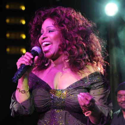 Chaka Khan 1 Chaka Khan performs during the Pittsburgh PrideFest, Downtown Saturday afternoon.