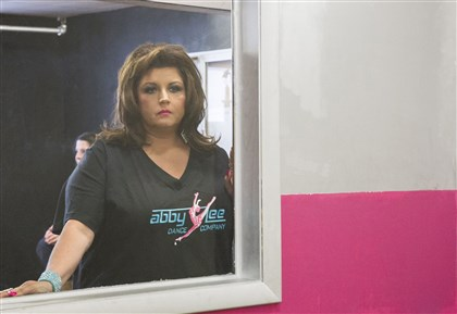 "reality0621 Pittsburgh's Abby Lee Miller stars in ""Abby's Studio Rescue,"" which debuts June 24 on Lifetime."