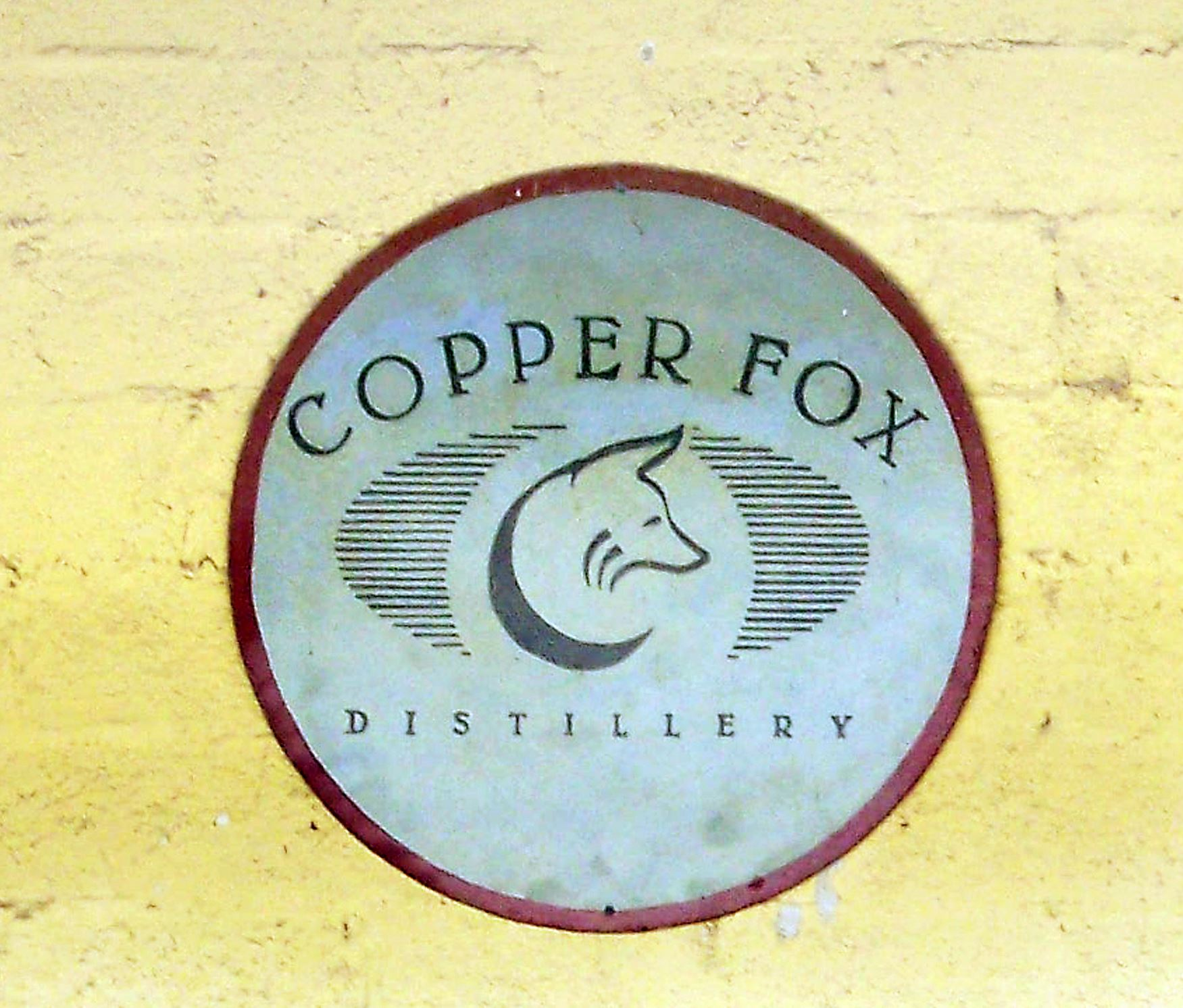 20140616hodistilleryAfood The Copper Fox Distillery in Sperryville, Va. .